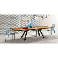 Midj Zeus Extendible table l. 200 x 106
