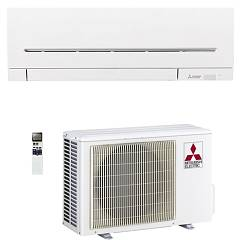 Mitsubishi Electric Msz-ap25vg(k) Fixed air conditioner - 57 db - 9000 btu / h - white Plus