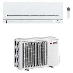 Mitsubishi Electric Msz-ap35vg(k) Fixed air conditioner - 57 db - 12000 btu / h - white Plus