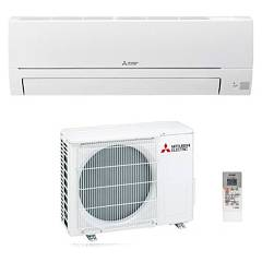 Mitsubishi Electric Msz-hr35vf Fixed air conditioner - 60 db - 12000 btu / h - white Smart