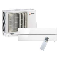 Mitsubishi Electric Msz-ln25vgv Fixed air conditioner - 58 db - 9000 btu / h - white Kirigamine
