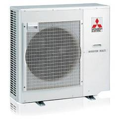 Mitsubishi Electric Mxz-3f54vf3 Fixed trialsplit air conditioner - 60 db - 18000 btu / h - external unit only - white