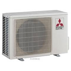 Mitsubishi Electric Muzef35vg Single split außengerät - 62 db - 12000 btu / h - weiß
