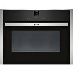 Neff C17ur02n0 Microwave oven cm. 60 h 45 - inox and glass