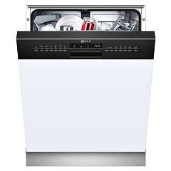 Neff S413I60B3E Dishwasher cm. 60 - 13-covered - dash black semi-integrated