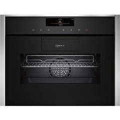 Neff C88FT28N0 Combined steam oven cm. 60 h 45 - inox glass easy clean