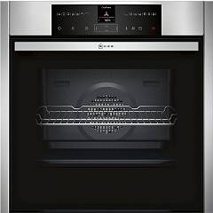 Neff B15vr22n1 Built-in oven cm. 60 - inox and glass