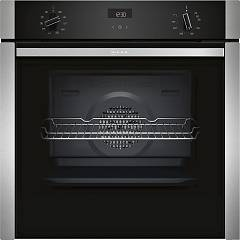 Neff B3ace2an0j Built-in oven cm. 60 - inox and glass