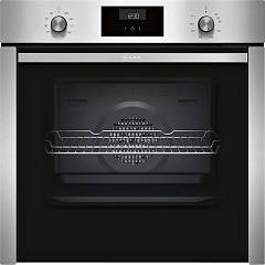 Neff B3cce2an0 Built-in oven cm. 60 - inox and glass