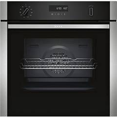 Neff B2ach7an0 Built-in oven cm. 60 - inox and glass