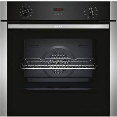 Neff B1acd2an0j Built-in oven cm. 60 - inox and glass