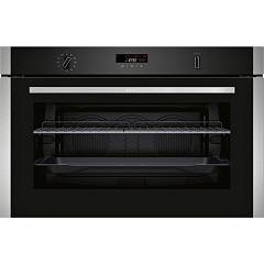 Neff L2ach7mn0 Built-in oven cm. 90 - inox and glass