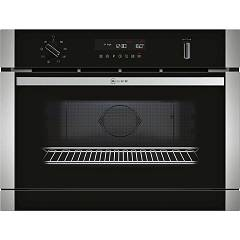 Neff C1apg64n0 Microwave oven cm. 60 - inox and glass