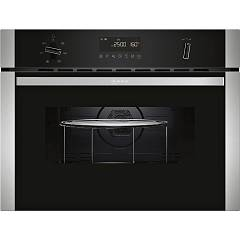 Neff C1amg83n0 Microwave oven cm. 60 - inox and glass