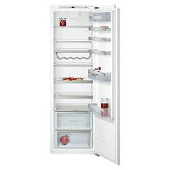 Neff Ki1813f30 Refrigerator h 1780 recessed monoporta - lt. 319 with flat hinges
