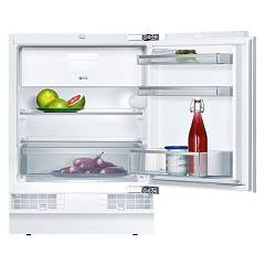Neff K4336x8 Undercounter h 820 fridge freezer - lt. 123 with flat hinges