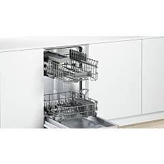Photos 3: Neff S583C50X2E Dishwasher cm. 45 - 9 covered total disappearance