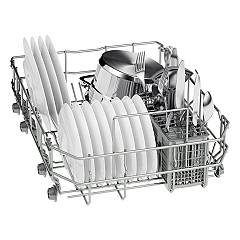 Photos 6: Neff S481C50S3E Built-in dishwasher cm. 45 - 9 partial integrated cover