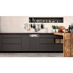 Photos 4: Neff S481C50S3E Built-in dishwasher cm. 45 - 9 partial integrated cover