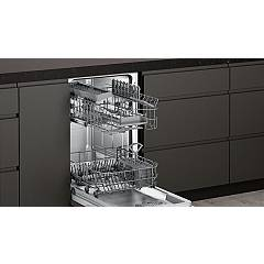 Photos 2: Neff S481C50S3E Built-in dishwasher cm. 45 - 9 partial integrated cover