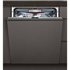 Neff S717t61x6e Integrated built-in dishwasher total cm. 60 sliding covers 14 covered