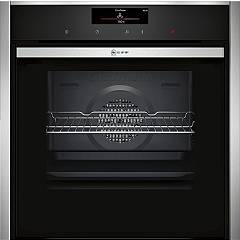 Neff B58ct62h0 60 cm pyrolytic oven - stainless steel