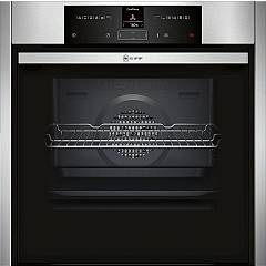 Neff B45cr22n0 60 cm multifunction electric oven - stainless steel