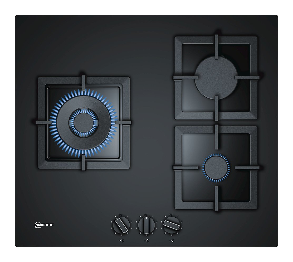 Photos 1: Neff T26CS12S0 Gas hob - 60 cm