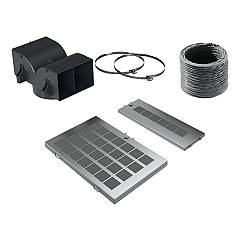 Neff Z51afs0x0 Kit for recirculation operation for kitchen hood