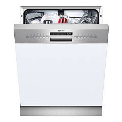 Neff S413i60s3e Total integrated dishwasher 60 cm - white / stainless steel