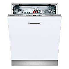 Neff S51l50x2eu 60 cm - 12 covered total disappearance dishwasher - white