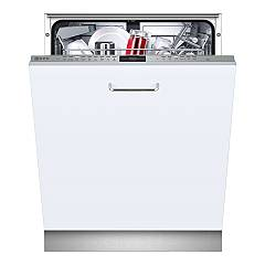 Neff S516i80x1e Total built-in dishwasher 60 cm - 13 covered - white
