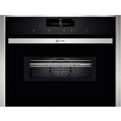 Neff C18mt27n0 Microwave oven combined cm. 60 h 45 - inox glass