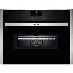 Neff C17ms22n0 Microwave oven combined cm. 60 h 45 - inox glass