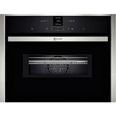 Neff C17mr02n0 Microwave combined oven cm. 60 h 45 - inox glass