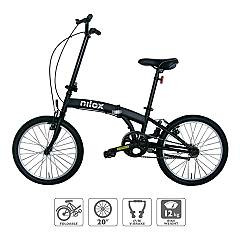 Nilox Nilox X0 Folding bike - matte black