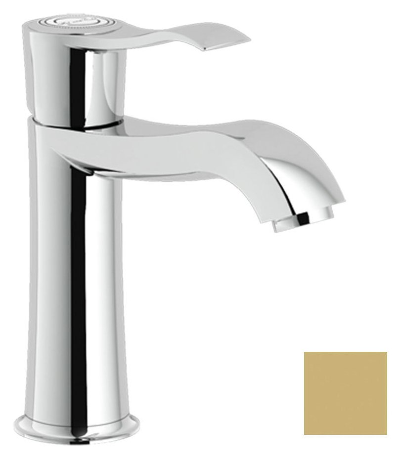 Photos 1: Nobili SI98118/1GM Sofì Washbasin mixer - champagne