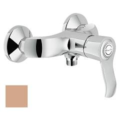Nobili Si98130pm External shower mixer - soft rosé Sofì