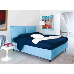Noctis Vera Advance (base - Air - X) - Box Plus Upholstered single bed a square and a half | double - with container The Project