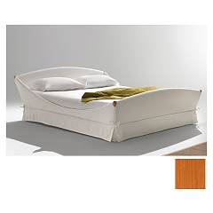 Noctis Lullaby Romantic Single bed padded cherry