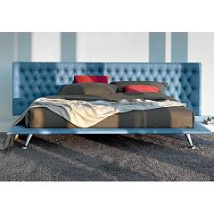 Noctis Dizzy Large Padded double bed