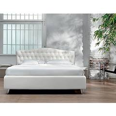 Noctis Dream Capitone H25 Ring Bed a square and half bed