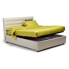 Noctis Venere Single bed padded container