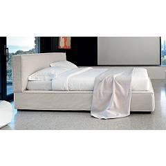 Noctis Duck H25 Ring Single bed upholstered