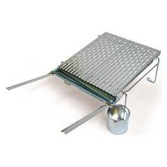 Nordica 7026110 Grill stainless steel