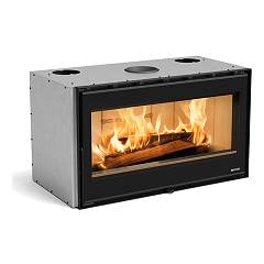 Nordica Inserto 100 Wide Wood insert cm. 100 hot air 8.1 kw