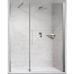 Novellini Young G+f In Linea Niche box h 200 - 1 hinged door
