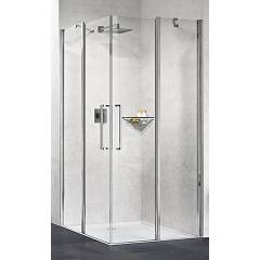 Novellini Young A Corner box h 200 - 2 hinged doors