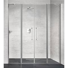 Novellini Young 2a Niche box h 200 - 2 hinged doors