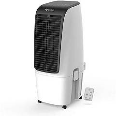 Olimpia Splendid Peler 20 Evaporative fan / cooler - 60 db - air flow 600 m3 / h - white / black